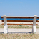 Bench At Seaside - PhotoDune Item for Sale