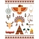 Aztec Decorative Elements - GraphicRiver Item for Sale