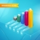 3d Bar Chart - GraphicRiver Item for Sale