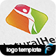 Natural Health Logo - GraphicRiver Item for Sale