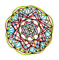 mandala design with vibrant colors - PhotoDune Item for Sale