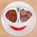 Chili peppers and chocolate - PhotoDune Item for Sale