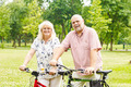 Happy Elderly Couple Active  - PhotoDune Item for Sale