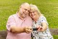 Romantic Senior Couple - PhotoDune Item for Sale