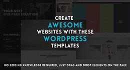 My Projects - Wordpress Templates & Plugins