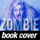 Zombie Book Cover 01 - GraphicRiver Item for Sale