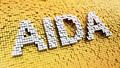 Pixelated AIDA - PhotoDune Item for Sale