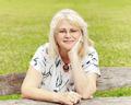 Smiling Senior Woman - PhotoDune Item for Sale