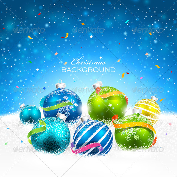 GraphicRiver Christmas Decorations 8562824