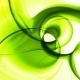 Abstract Green Wave Background - GraphicRiver Item for Sale