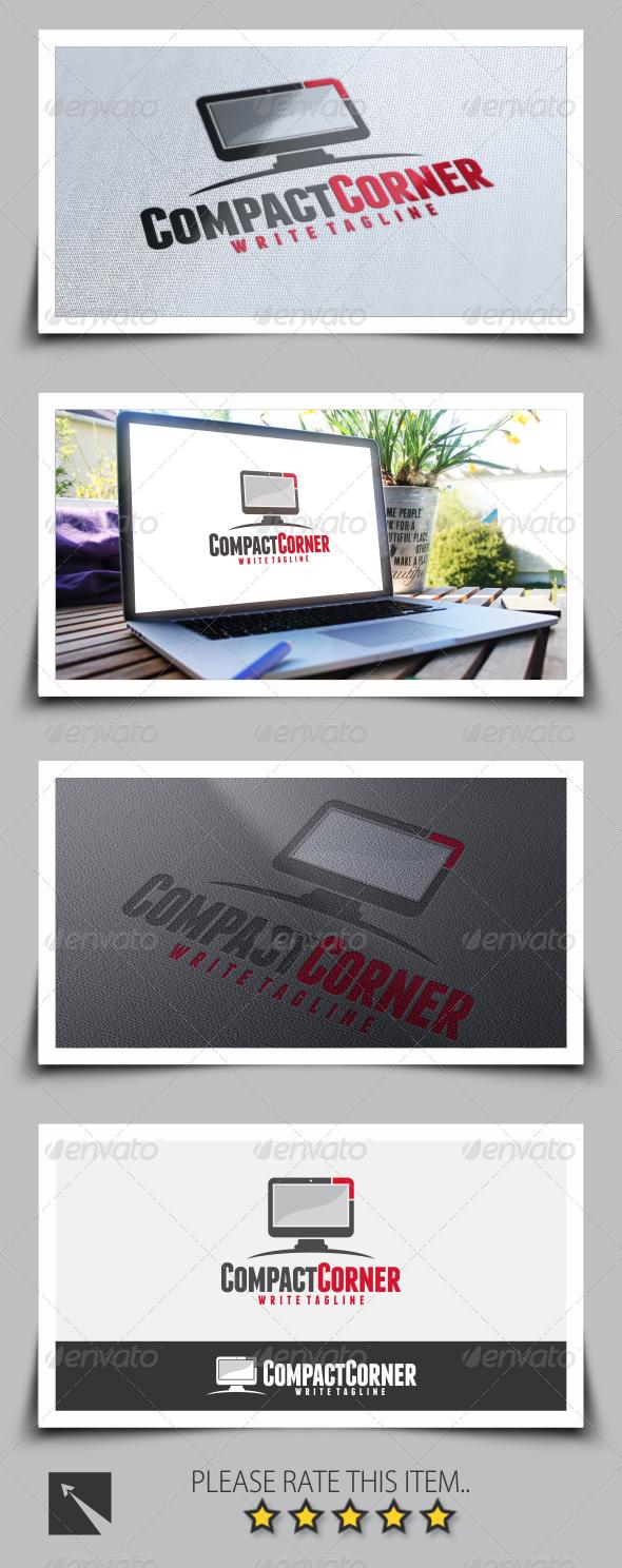 GraphicRiver Television Corner Logo Template 8562902