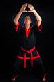 Karate Girl in Kimono - PhotoDune Item for Sale