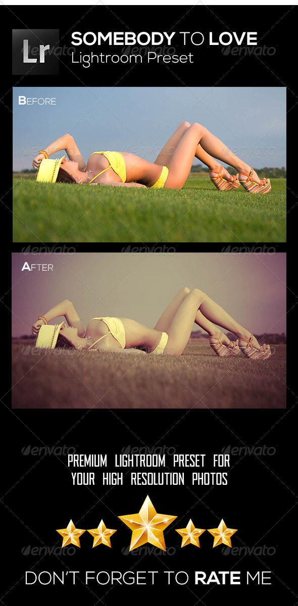 GraphicRiver Somebody to Love 8562971