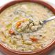 spelt soup, farro soup, italian cuisine - PhotoDune Item for Sale