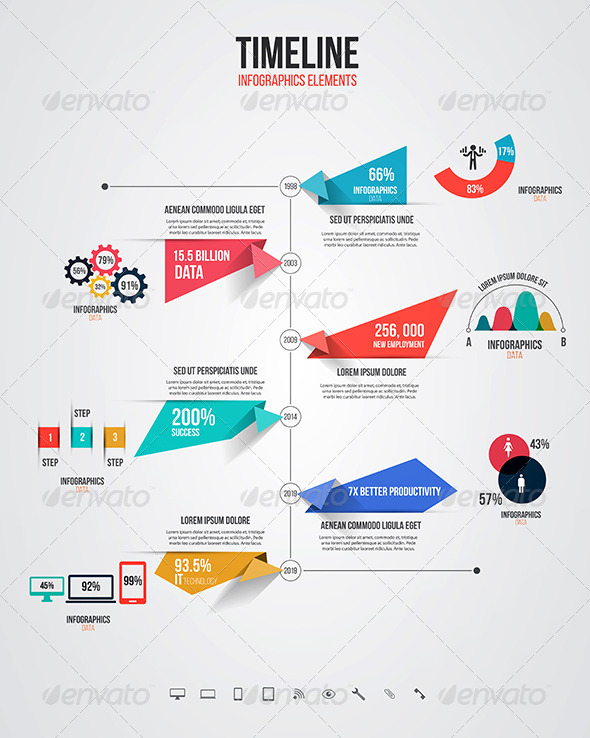 GraphicRiver This is the Infographics Set 8552611