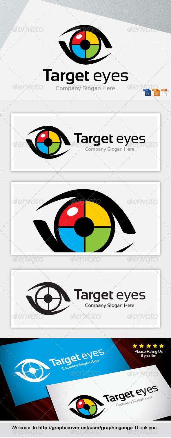 GraphicRiver Target Eye 8563402