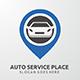 Car Locator Logo - GraphicRiver Item for Sale