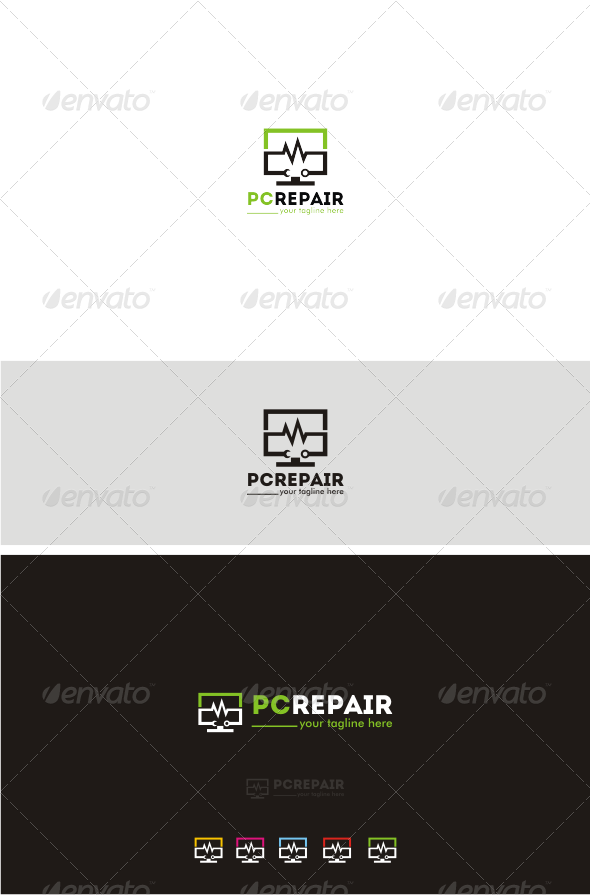 GraphicRiver PC Repair 8563583