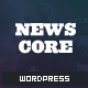 NewsCore - A Blog, Magazine and News Theme for WP - ThemeForest Item for Sale
