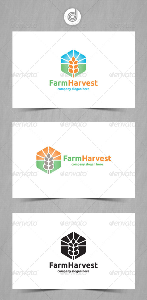 GraphicRiver Farm Harvest 8563889
