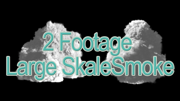 Large Scale Smokes