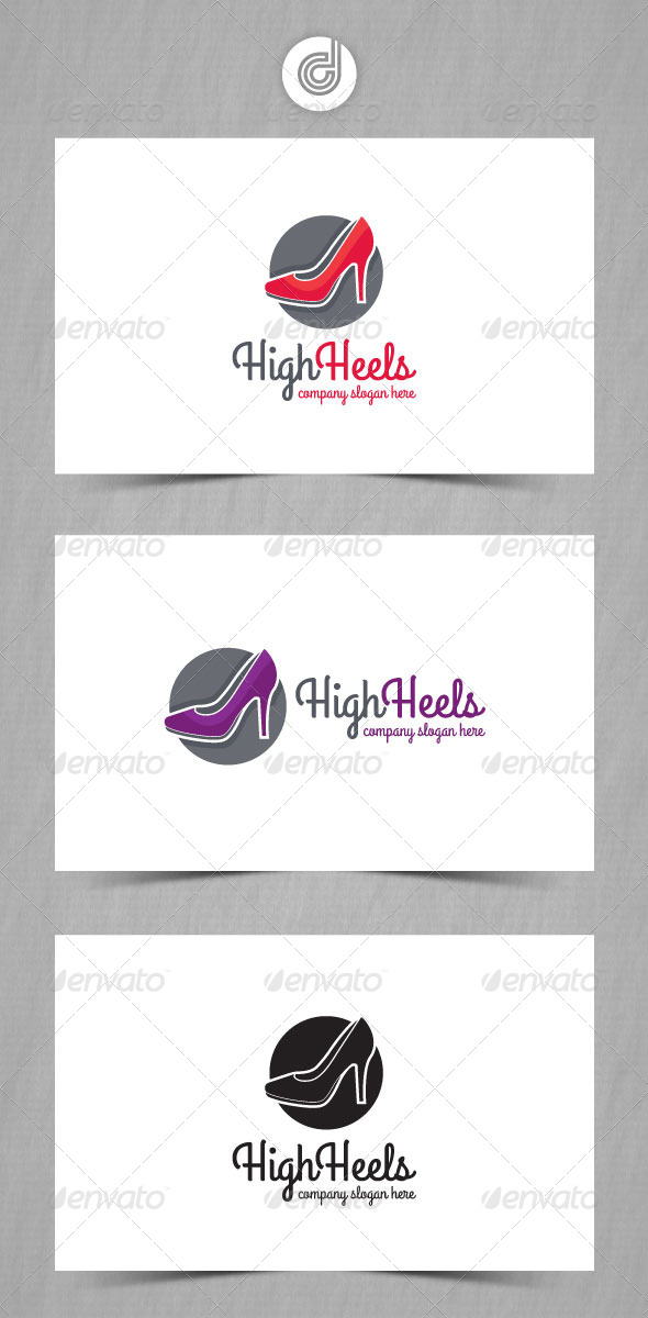 GraphicRiver High Heels 8563943