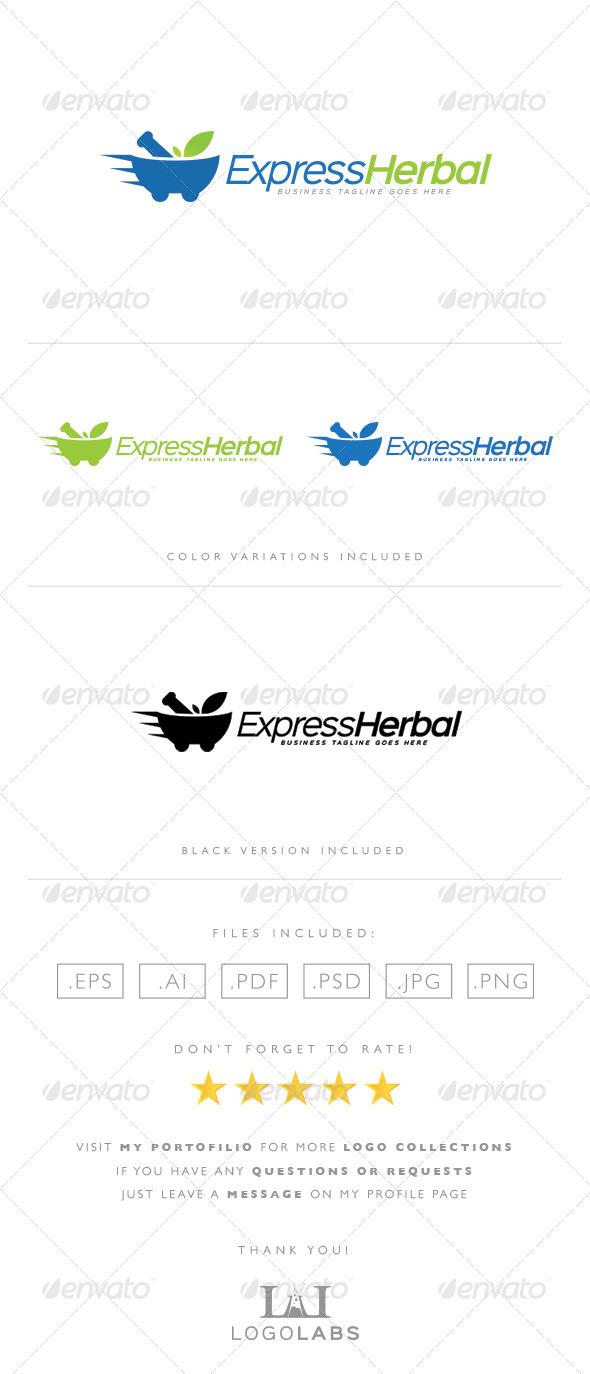 GraphicRiver Pharmacy Logo 8563967