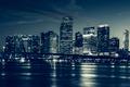 Miami city skyline - PhotoDune Item for Sale