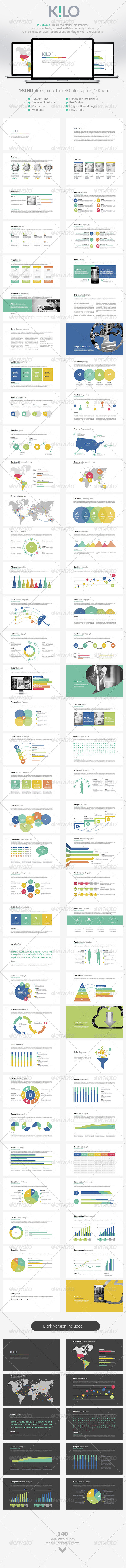 GraphicRiver Kilo Powerpoint Presentation 8564812