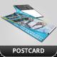 Corporate Postcard Template Vol 4 - GraphicRiver Item for Sale
