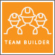 Team Construction and Builder Logo - GraphicRiver Item for Sale