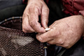Fishing Net Repair - PhotoDune Item for Sale