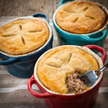Homemade meat potpies - PhotoDune Item for Sale