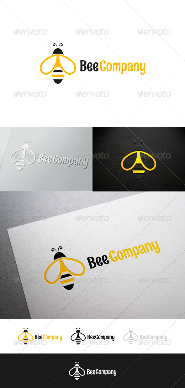 GraphicRiver Bee Company 8565350
