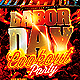 Labor Day Cookout Party Flyer Template - GraphicRiver Item for Sale