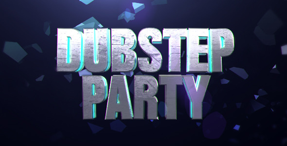 Dubstep Party Promo