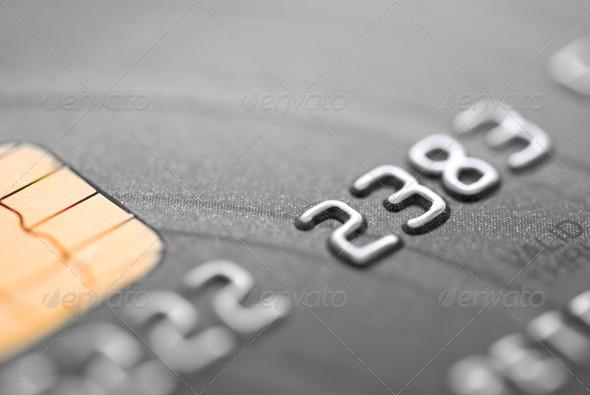 PhotoDune black credit card 870643