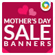 Mother's Day Banners - GraphicRiver Item for Sale