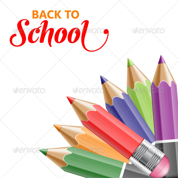 GraphicRiver Welcome Back to School 8566086