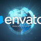 Corporate World Logo Reveal (in Dark) - VideoHive Item for Sale