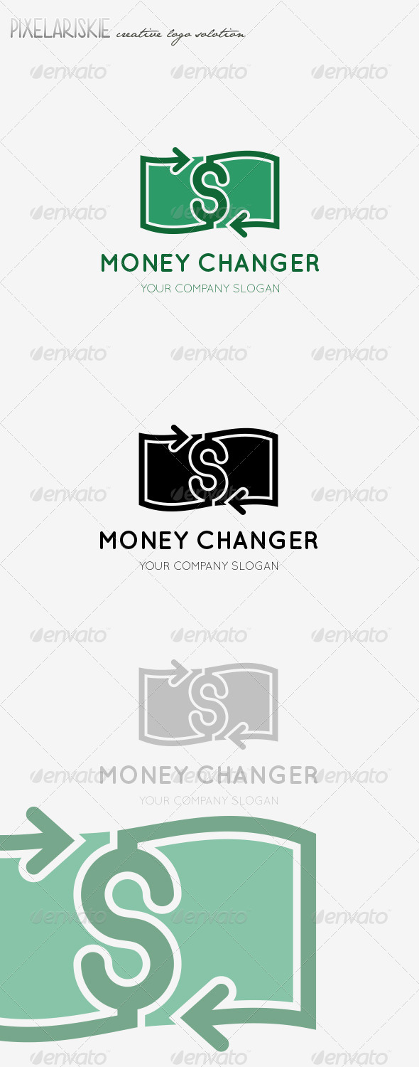 Money Changer Logo