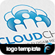 Cloud Chat Logo - GraphicRiver Item for Sale