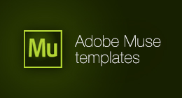 Premium Adobe Muse Templates