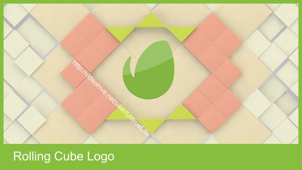 Rolling Cube Logo
