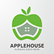 Apple House Logo - GraphicRiver Item for Sale