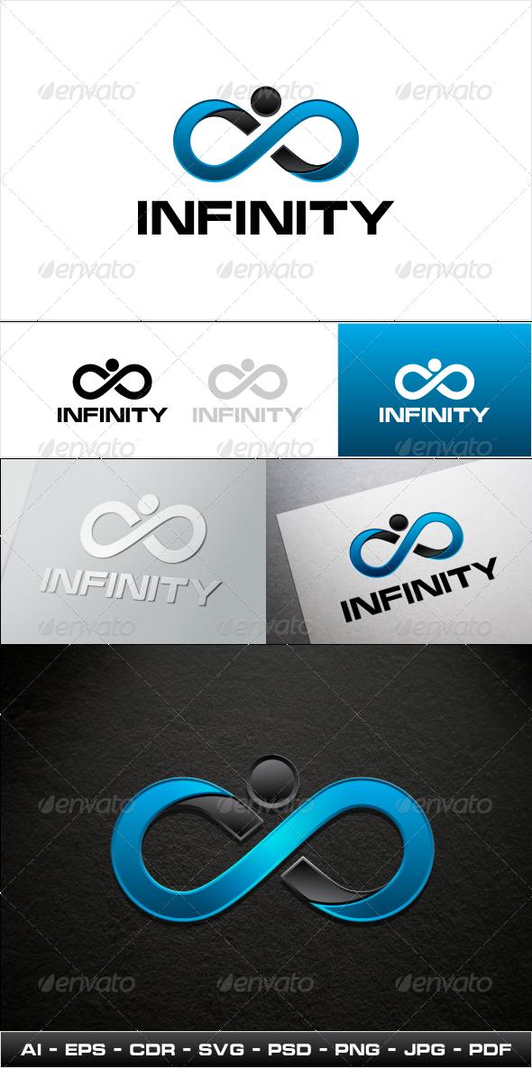 GraphicRiver Infinity Logo 8567594