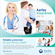 Health Insurance Flyer - GraphicRiver Item for Sale