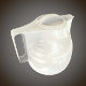 Flask 02 Low - High Poly