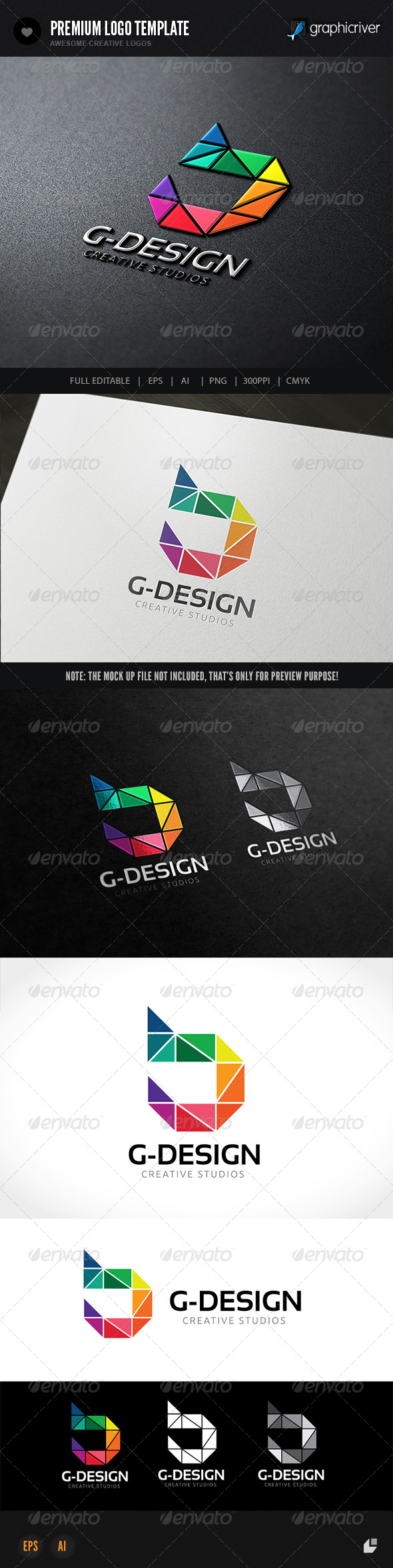 GraphicRiver G Design Studios 8567904