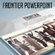 Frontier Business PowerPoint Presentation - GraphicRiver Item for Sale